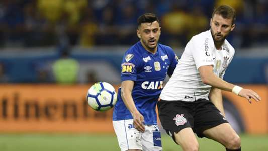 Robinho Henrique Cruzeiro Corinthians Copa do Brasil final 10102018
