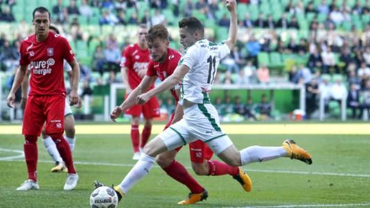 Oussama Idrissi, FC Groningen - Twente, Eredivisie 09242017