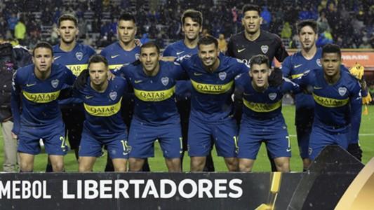 Boca Libertad Copa Libertadores 080818
