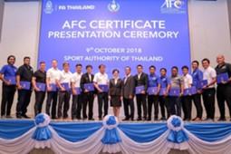AFC Coaching Certificate Course