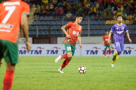 Syafiq Ahmad, Kedah, Malaysia Cup, 07072017