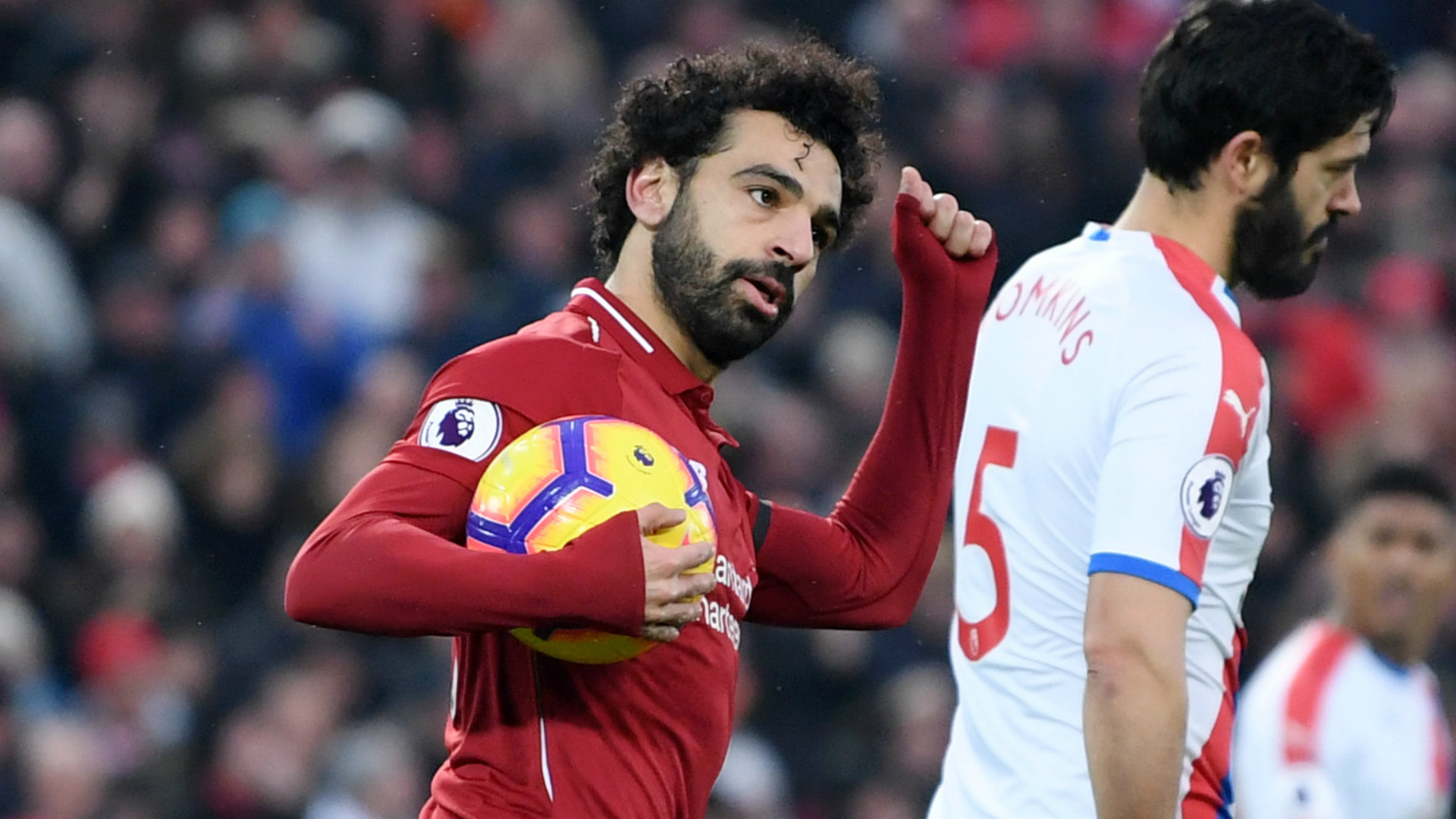 Jurgen Klopp: Maybe it's my fault Salah didn't score more goals