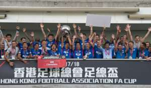 Kitchee won the FA Cup.