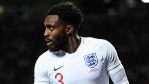 Danny Rose England 2018-19