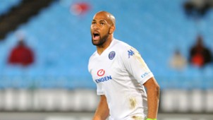 Reyaad Pieterse of SuperSport United