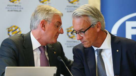 Steven Lowy David Gallop Football Federation Australia 20122016