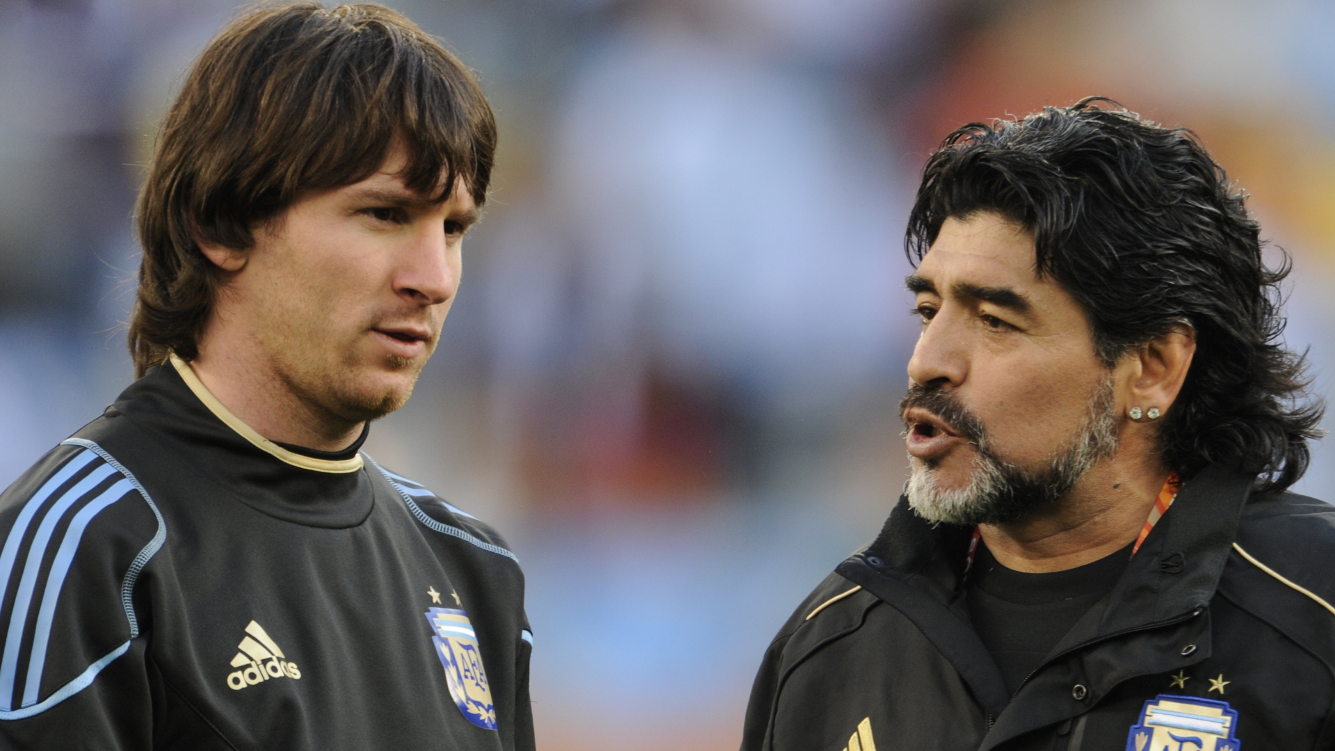 Image result for Maradona: I Taught Messi How to Score