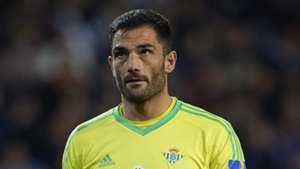 Antonio Adan Real Betis 12032018