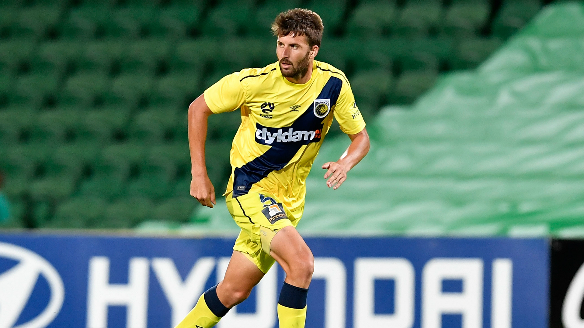 Antony Golec Central Coast Mariners