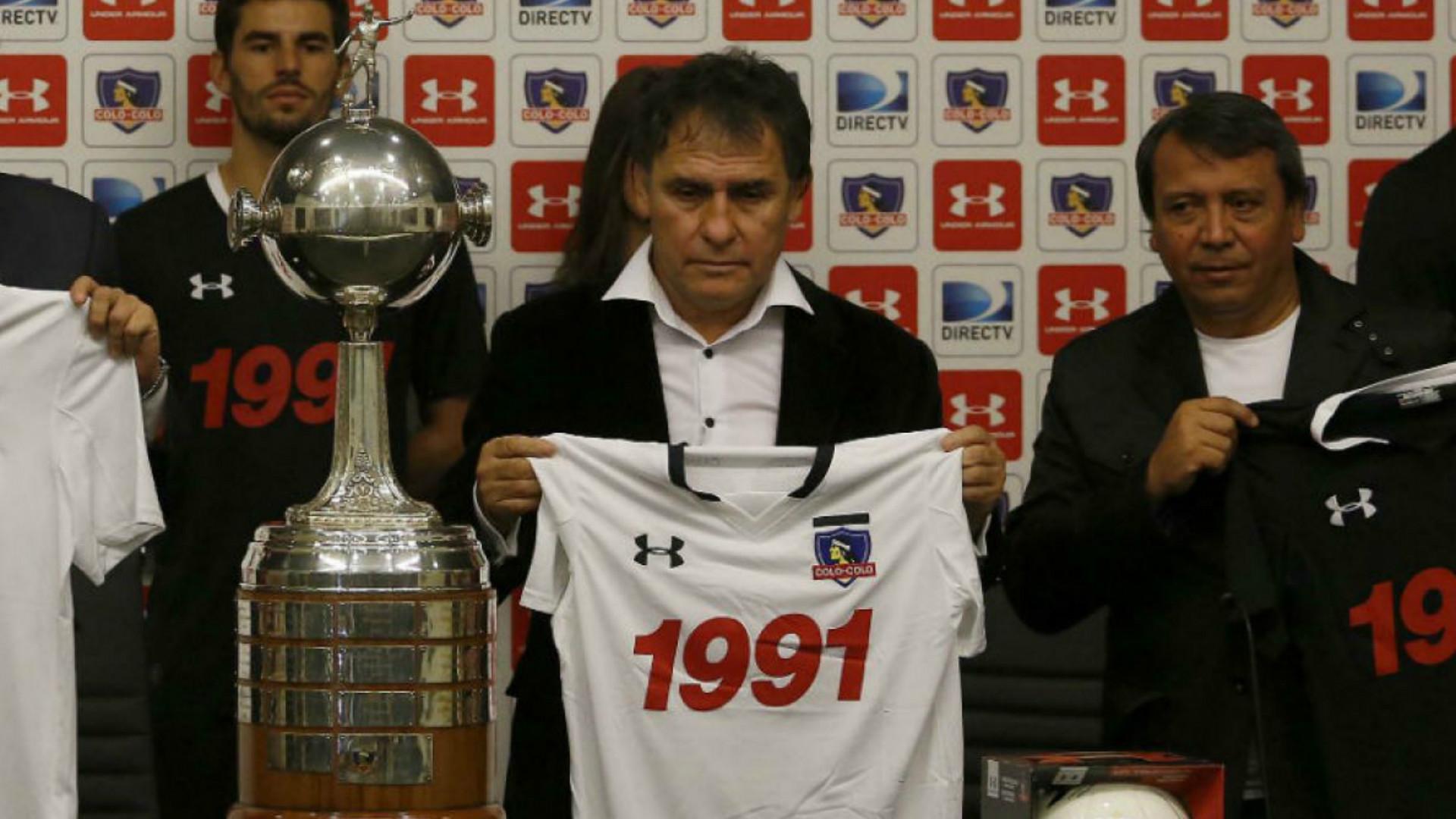 Raul Ormeño Colo Colo