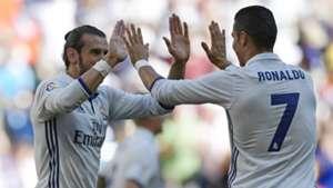 Gareth Bale Real Madrid 02102016