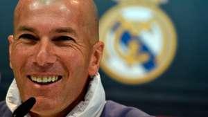 Zidane Real Madrid La Liga 22042017