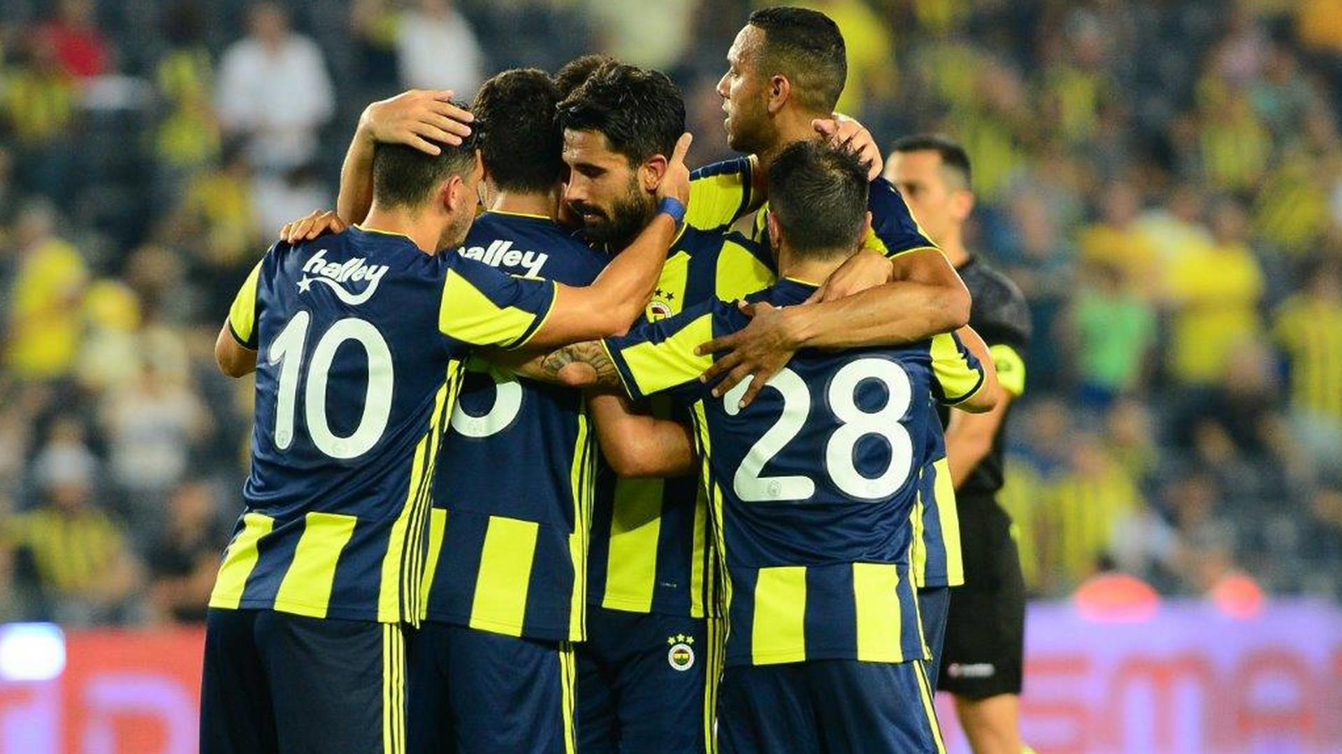 Fenerbahce Cagliari Friendly 08012018