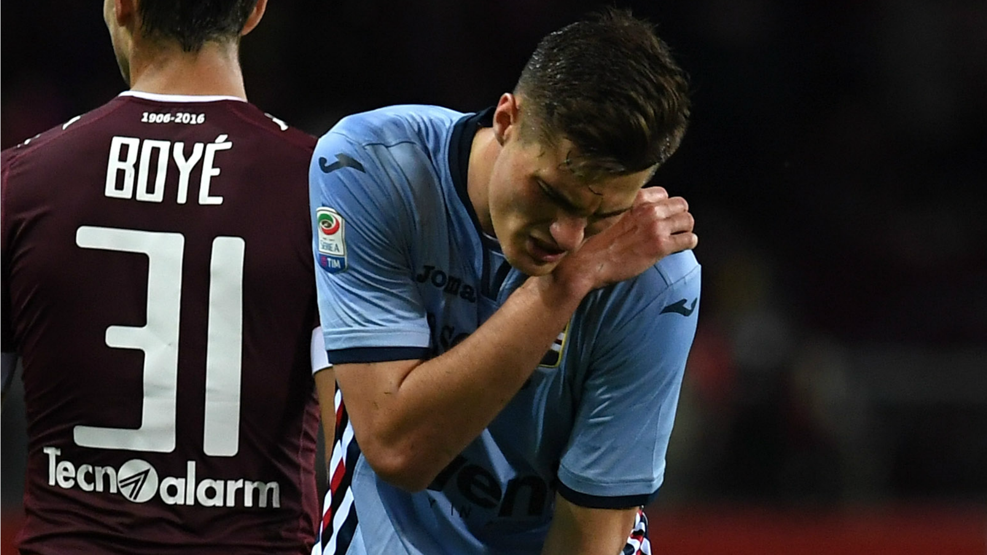 Juventus, Schick, manca la firma perché servono altri test fisici