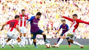 Barcelona Bilbao Messi 29092018