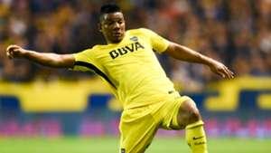 Frank Fabra Boca Defensa y Justicia Fecha 21 Superliga Argentina