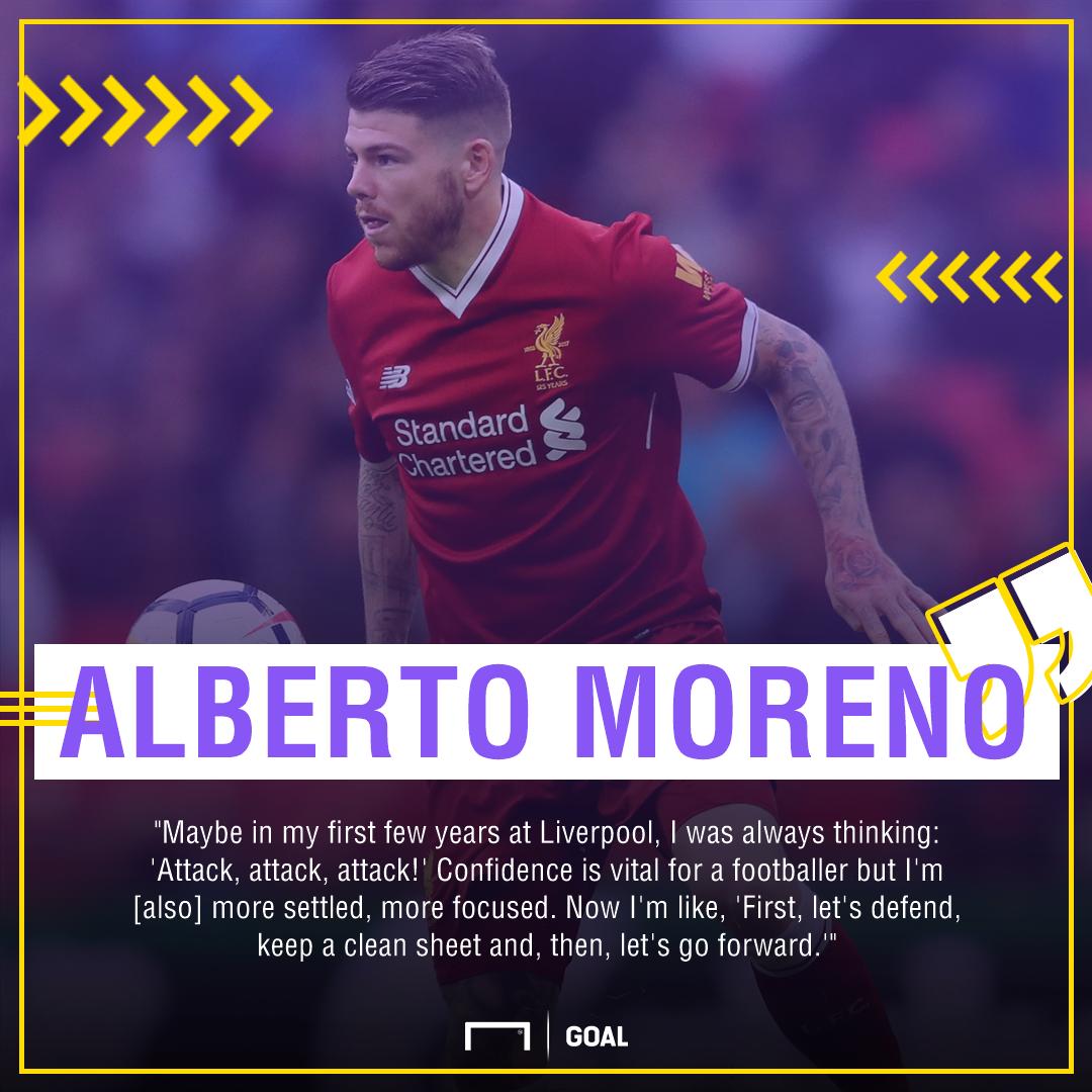 Alberto Moreno Liverpool PS