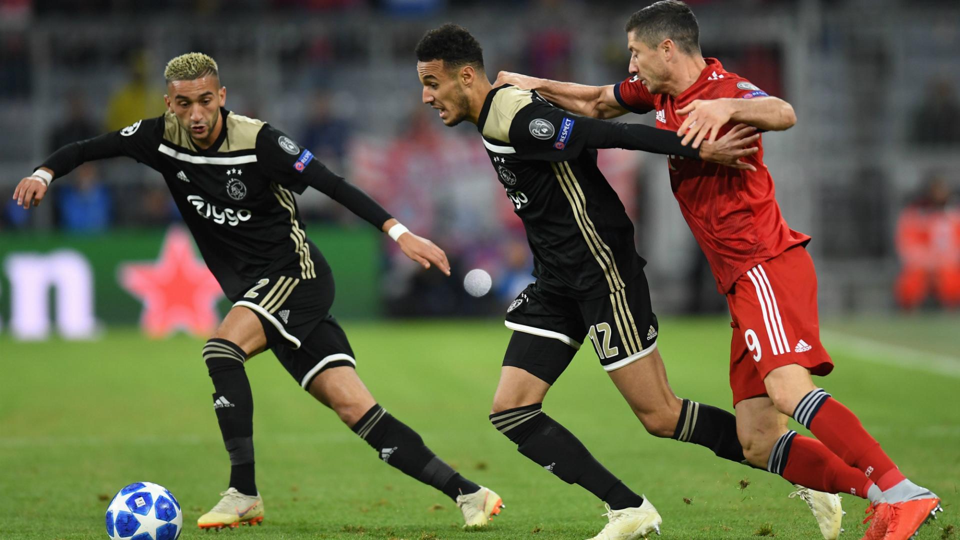 Ajax Gegen Fc Bayern