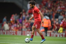 Salah Liverpool West ham