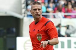 Pintér Csaba játékvezető