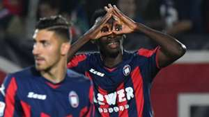 Simy Crotone Juventus Serie A