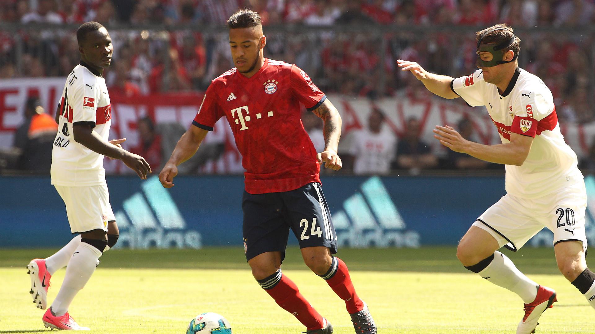 Tolisso Bayern München