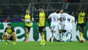 Borussia Dortmund Tottenham Hotspur Champions League 21112017