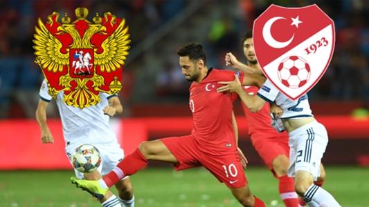 Russland Vs Türkei Die Nations League Im Tv Und Live Stream Sehen
