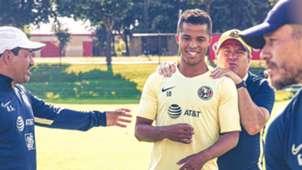 Giovani dos Santos América