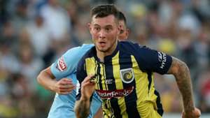 Aiden O'Neill Central Coast Mariners