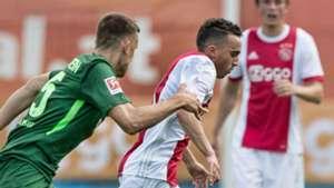 Abdelhak Nouri, Ajax - Werder Bremen, 07082017