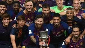 Barcelona Sevilla Supercopa de España