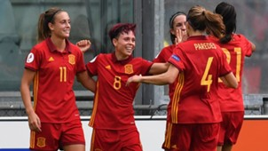 Amanda Sampedro España Selección Femenina