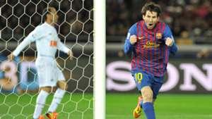 FC Barcelona Lionel Messi 18122011