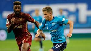 Rubin Kazan Zenit Alex Song