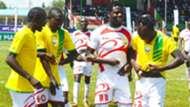Allan Wanga of Kakamega Homeboyz.