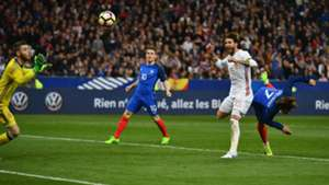 Griezmann Ramos De Gea Spanien Frankreich