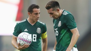 Andrés Guardado Héctor Herera México