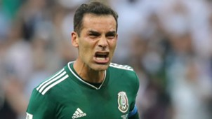 Rafael Marquez Germany Mexico World Cuo