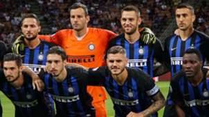 Inter players