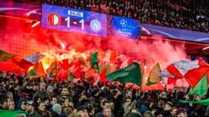 Feyenoord - Napoli, Champions League 12062017