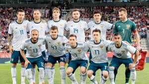 Russia team 30052018