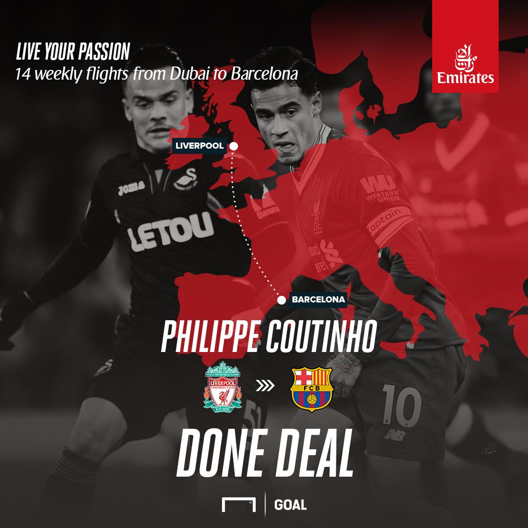 Philippe Coutinho e