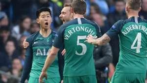 Son Heung-min Tottenham 2018-19