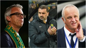 David Gallop Ange Postecoglou Graham Arnold