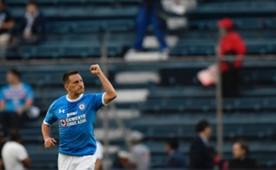 Chaco Giménez Cruz Azul 2017