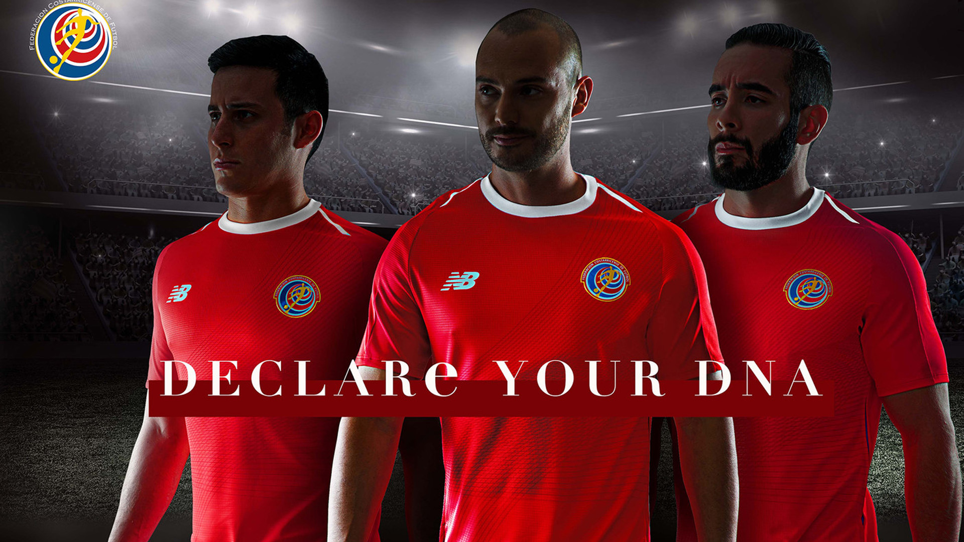 Costa Rica Camiseta Titular Home Kit 2018