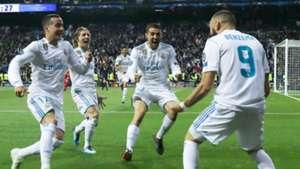Karim Benzema Real Madrid Bayern Munich UEFA Champions League