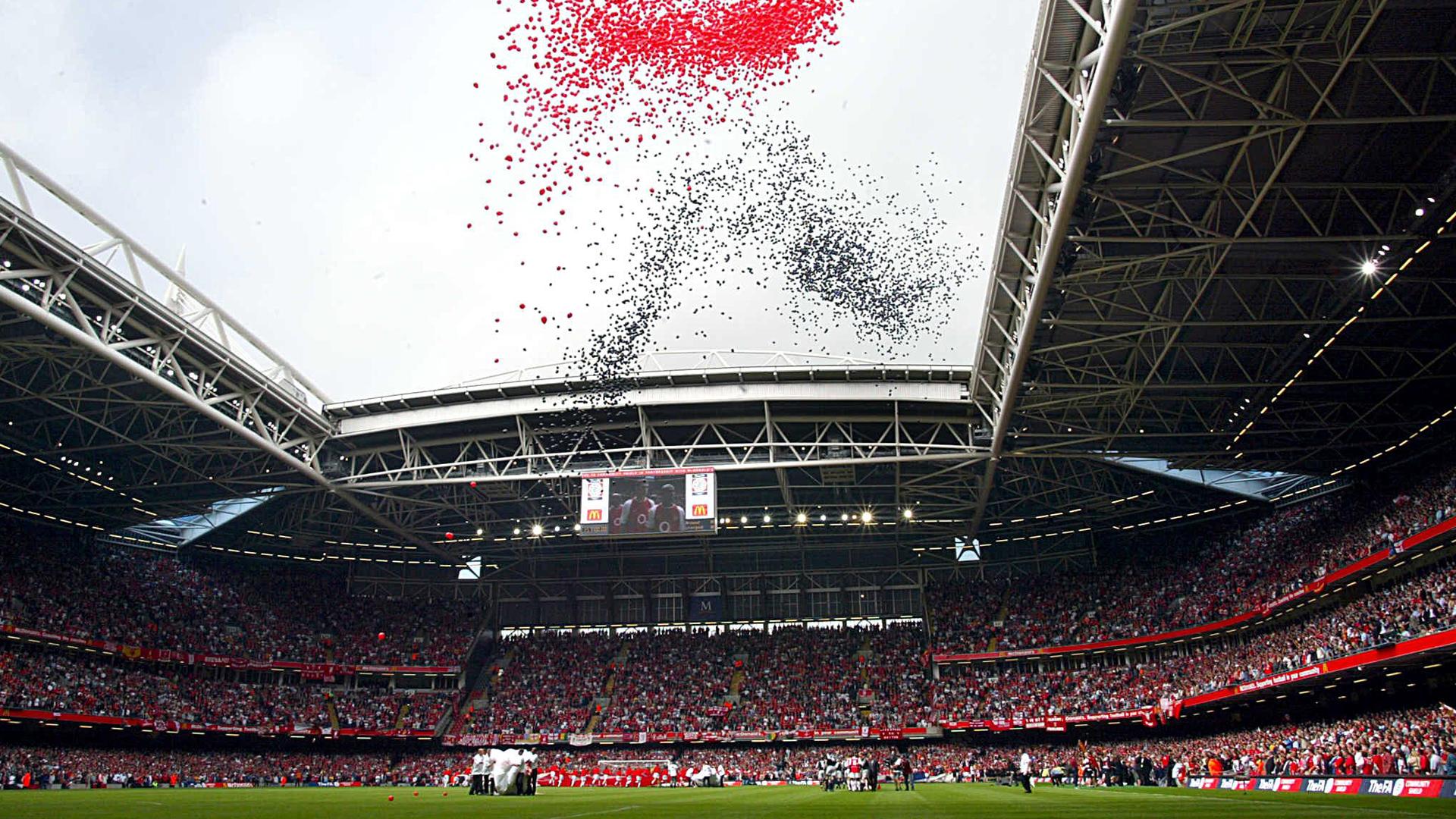 Millenium Stadium, Cardiff, 11052017