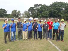 Pembukaan Piala Menpora di Bangka Belitung